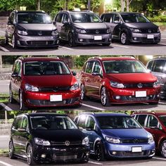 Volkswagen Touran, Golf, Vans, Ideas, Cars, Car, Van, Thoughts, Turtleneck