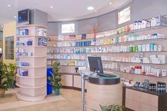 Farmacia Mascia - AGELL Arredamento Farmacie e Ottici Bar, Furniture, Home Decor, Pharmacy, Decoration Home, Room Decor, Home Furnishings, Home Interior Design, Home Decoration