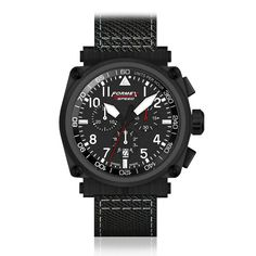 #Formex - 4 Speed air - Formex watches represent a perfect blend of speed and technology.