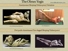 Olmec Yogis with Hindu Beliefs: Did they migrate from ancient China? - Graham Hancock Official Website