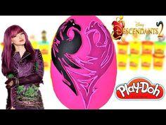 Huevo Sorpresa Gigante de Soy Luna de Plastilina Play Doh en Español - YouTube