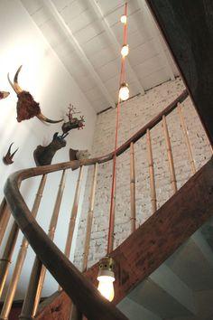 ESSENTIELLE plurielle, lustre suspension douille ampoule nue... http://www.lanouvelleraffinerie.com/plafonniers-suspensions-lustres/701-essentielle-plurielle-lustre-suspension-douille-ampoule-nue.html