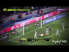 Lionel Messi - ALL 234 Goals for Barcelona in 12 Minutes [HD]