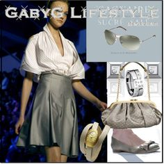 """""""GabyG on Wed, August 6th, Daytime"""" by gabyg on Polyvore"""