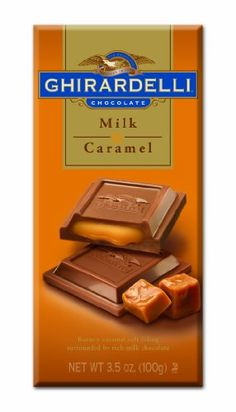 Ghirardelli Chocolate Bar, Milk