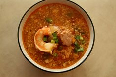 #Paleo Crockpot Jambalaya Soup