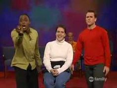 Whose Line Is It Anyway? - Backstreet Boys Duet -- so funny,this show never gets old!!