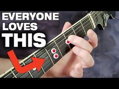 Electric Guitar Chords, Guitar Strumming, Guitar Tabs Songs, Electric Guitar Lessons, Easy Guitar Songs, Guitar Chords For Songs, Guitar Tips, Music Theory Guitar, Music Guitar
