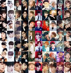 BTS through the years So proud of these amazing boys!!