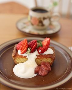 Strawberry Tart いちごタルト