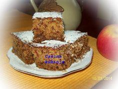 Cacina kuhinja: Brzi posni kolac sa jabukama
