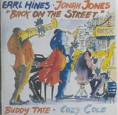 Jonah Jones - Back on the Street
