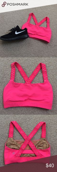 "Lululemon ""cross my heart"" bra 4 no damage no pads Lululemon ""cross my heart"" bra 4. No damage, no pads 🚫SHOES ARE NOT FOR SALE DON'T ASK!!!!🚫 lululemon athletica Other"
