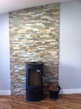 Oyster slate split face wall cladding z tile for internal or external use