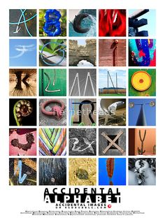 accidental alphabet