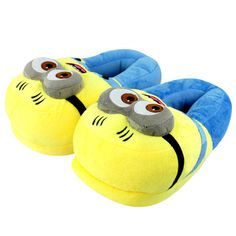 Super Cute Minions Slippers