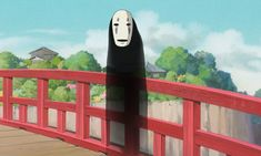I got No Face from Spirited Away! Which Miyazaki Character Are You?