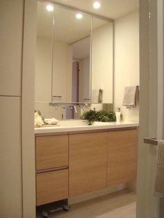 TOTO 三面鏡 洗面化粧台