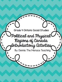 This freebie includes three activities to get your kiddos started with the Grade 4 Ontario Social Studies Unit- Early Societies 3000 CE) The first activity is a discussion cube that students can roll and have meaningful discussions with a partner Ontario Curriculum, Social Studies Curriculum, 6th Grade Social Studies, Social Studies Activities, Teaching Social Studies, Primary Education, Teaching Resources, History Education, Teaching Secondary