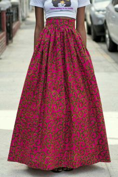 Shana Prête à expédier von tribalgroove bei Etsy - Mode Kleider Modelle Maxi Skirt Outfits, Dress Skirt, Maxi Skirts, Dress Shoes, Shoes Heels, Look Fashion, Womens Fashion, Fashion Design, Diy Mode