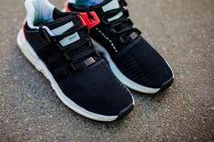 b3ec8e5d7285 Adidas EQT Support Adv Turbo Red Black Pink Eur 36 44 Genuine Shoe