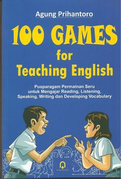 100 Games for teaching English FREE PDF/ Don't miss the chance to learn over 100 games for teaching english.FREE PDF/ Don't miss the chance to learn over 100 games for teaching english. English Activities For Kids, Learning English For Kids, Teaching English Online, English Lessons For Kids, English Language Learning, Education English, Games In English, English Books For Kids, English Lesson Plans