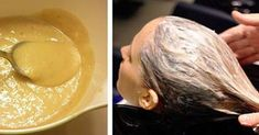 Masca de par pentru VOLUM, cu 2 ingrediente Hair, Plants, Whoville Hair, Planters, Plant, Strengthen Hair