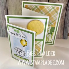 Have you ever made a four fold panel card before? I want you to give it a try using our Fun Stampers Journey product. Here I used the Journey Paper Cutter to build this card.
