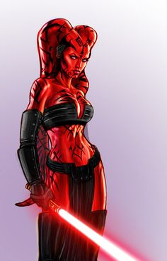 Darth Talon /by *jasonpal #deviantART #StarWars #art