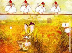 Ayuda al conejo a juntar los huevos! http://mundobanana.com/Larry-and-friends-egg-o-mania-10000942.html