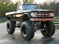 Street Legal Chevrolet K Monster Truck Monster Trucks