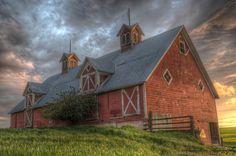 Eastern Oregon Barn