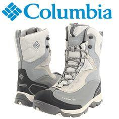 Ghete si cizme de dama Columbia, perfecte pentru o iarna geroasa