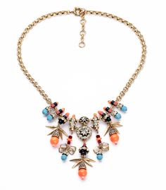 Factory Wholesale Hot Sale Free Shipping Costume Crystal Choker Necklace Chain Perfume Women #Affiliate