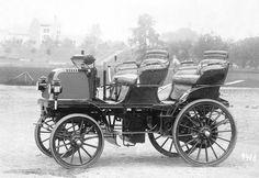 """Daimler """"Phoenix"""" Phaeton 1898"""
