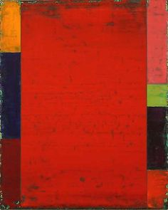 Steven Alexander: Sage #2, 2010 Painting Acrylic and gold leaf on linen 20 x 16 inches