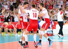 winners ! #teampoland #volleyball