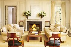 Peter Marino's Residential Projects Photos | Architectural Digest