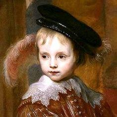 Anthony van Dyck (1599–1641) William II, Prince of Orange oil on canvas