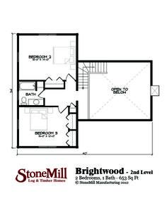 Brightwood 2nd Floor