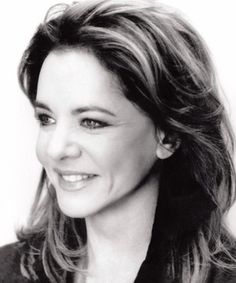 Stockard Channing - I love her. Not sure since when, maybe Grease. Maybe before.  But I think she's gorgeous and the perfect blend of fierce and fragile.