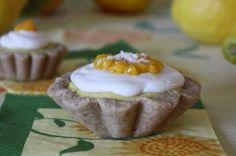 Mango Mousse Tarts