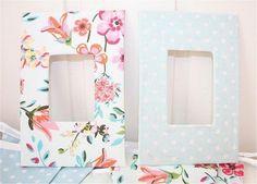 Contact com textura e tecidos podem dar uma cara nova aos espelhos da tomada.