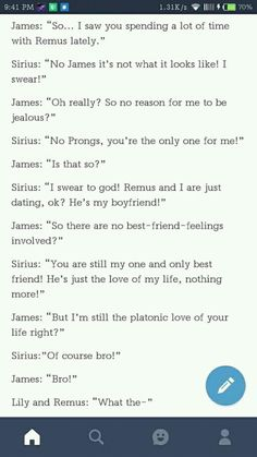 Well  If they had OWLs for great excuses, Sirius would definitely
