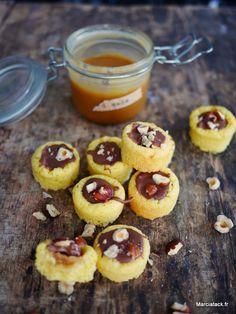 caramel beurre salé maison, chocolat et noisette et le tour est joué, à vous les krumchy !