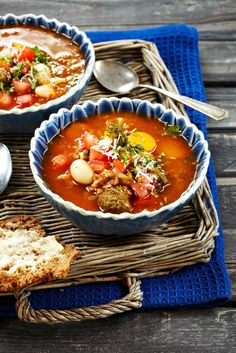 Jauheliha-papukeitto | Jauheliharuoat | Pirkka #food #soups