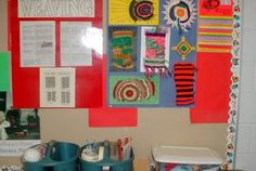 TAB-Choice Art at McAuliffe Elementary
