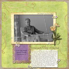 Elizabeth Patterson - Heritage Family - Gallery - Scrap Girls Digital Scrapbooking Forum