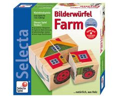 Selecta picture cubes Farm * Read more reviews of the product by visiting the link on the image.