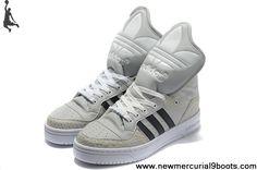 Buy Adidas X Jeremy Scott Big Tongue Shoes Khaki Black